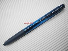 3 Blue-Black pens, Uni-Ball Signo RT UMN-155 0.38mm Retractable Rollerball Gel