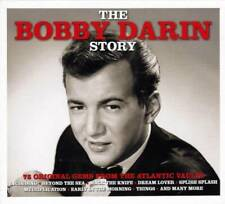 Bobby Darin - The Story -  Greatest Hits - The Best Of 3CD