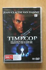 Timecop (DVD, 2005)     Preowned (D191)