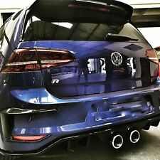 Golf 7 R400 Sportauspuff Endschalldämpfer R GTI GTD VW R32 VII Exhaust Auspuff