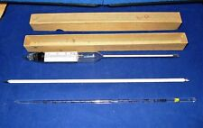 Vint. RASCHER & BETZOLD HYDROMETER,  SARGENT THERMOMETER & PYREX PIPETTE