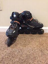 Dbx Roller Blades Inline Skates Abec7 Bearings & Mothership Wheels Size 8 A51