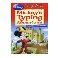 Individual Software Mickey's Typing Adventure for Windows 8107178