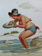 Hilda Gold Panning by Duane Bryers