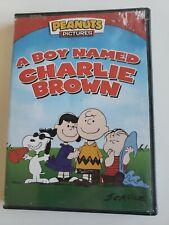 Peanuts, Charle Brown dvd