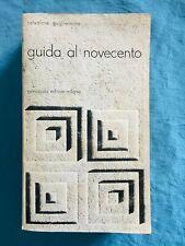 Guida al Novecento. Salvatore Guglielmino Principato 1974