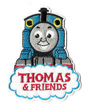 Train - Thomas & Friends - Locomotive -  Vehicle -  Embroidered Iron On Patch