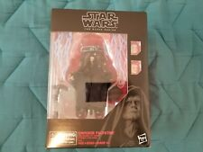 Hasbro Star Wars Black Series Emperor Palpatine Amazon Exclusive BRAND NEW