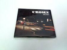 "CROSES ""WOW!"" CD 14 TRACKS DIGIPACK"