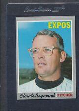 1970 Topps #268 Claude Raymond Expos EX/MT *6645