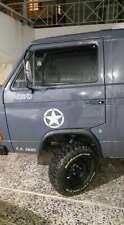 VW T3 / T25  SYNCRO 4x4, Front fender flares arches poszerzenia 4 szt / 4 pieces