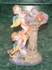 Angel Decoration Material Plastic and Painted Good Condition