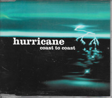 HURRICANE - Coast to Coast CDM 4TR  Instrumental 1997 UK