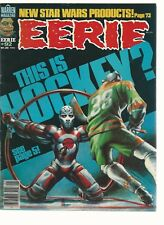 Eerie Magazine Issue # 92