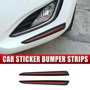 Rubber Sticker Anti Scratch Accessories Car Bumper Corner Protector Guard Cover