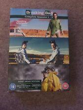 Breaking Bad - Season 1-3 [DVD] Watched Once