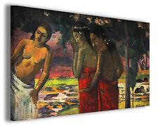 Quadri famosi Paul Gauguin vol XII Stampa su tela arredo moderno arte design