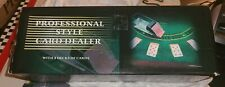 Us-4Deck Card Casino Professional Style Card Dealer 4 Decks of Cards Brand New