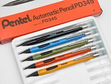 PENTEL PD345D QUICKER CLICKER 0.5MM AUTOMATIC MECHANICAL PENCIL 70S