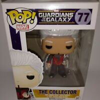 THE COLLECTOR Funko Pop Marvel 77 Guardians Of The Galaxy