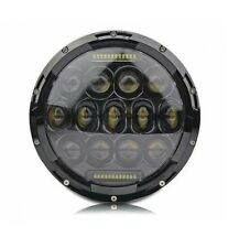 ROYAL ENFIELD BULLET HEADLIGHT STANDARD,CLASSIC,ELECTRA 13 LED WITH 2 DRL.