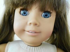 VINTAGE White Body Molly Doll Pleasant Company American Girl West Germany WOW!