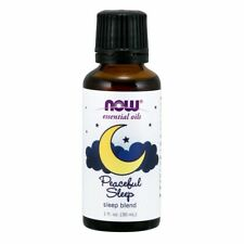 Peaceful Sleep Oil Blend 1 oz by Now Foods