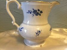 LORD NELSON POTTERY-PITCHER- MADE ENGLAND- MEDIUM SIZE
