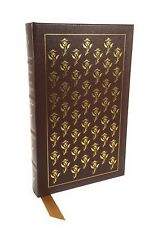 """THE EASTON PRESS """"THE POEMS OF ROBERT BROWNING"""" - LEATHER, COLLECTOR'S EDITION"""