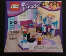 LEGO Friends Andrea's Bedroom #41009 Brand New in Factory Sealed Box