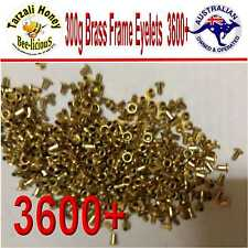 BEEKEEPING BRASS FRAME EYELETS 300 gram 3600 + FOR WOODEN FRAMES  BEE EQUIPMENT