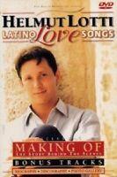"HELMUT LOTTI ""LATINO LOVE SONGS"" DVD NEUWARE"