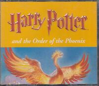 Harry Potter Order Of The Phoenix JK Rowling CD Audio Book 1 - 6 Stephen Fry