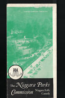 The Niagara Parks Commission 1940s Brochure Canada