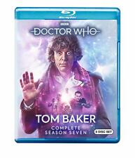 Doctor Who Tom Baker Complete SS 7 - Blu-ray Region 1