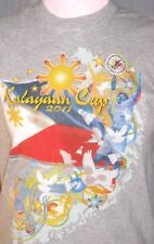 2011 Kalayaan Badminton Cup Adult Small T-Shirt (S Quezon City Philippines Champ