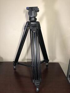 Benro AD71F w/ K5 Head Twin Leg Video Fluid Head Tripod