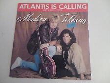 45 Tours MODERN TALKING Atlantis is calling (S.O.S for love) 248645