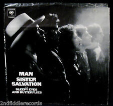 MAN-Sister Salvation-Picture Sleeve-Psych Rock-COLUMBIA #4-44806