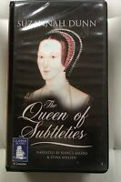 The Queen of Subtleties by Suzannah Dunne: Unabridged Cassette Audiobook