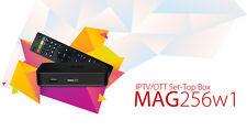 MAG256w1 IPTV 100% Genuino + * 12 meses de garantía * no encontrará un mejor soporte *