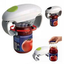 Automatic Electric Jar Opener One Touch Can Tin Opener Kitchen Gadget Tools