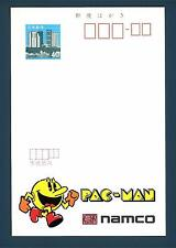 JAPAN - GIAPPONE - Intero post. - 1983 - Cartolina Pubblicitaria. Pac-Man videog