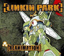 LINKIN PARK - Reanimation (Audio CD) - Brand NEW & Sealed
