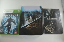 Dark Souls 1 Collector's Edition - Microsoft Xbox 360 Artbook, Game & Steel Case
