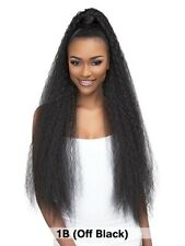Janet Collection Essentials Snatch & Wrap Ponytail - FRENCH