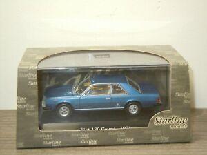 1971 Fiat 130 Coupe - Starline 1:43 in Box *49868