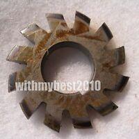HSS Module 3 30 ° PA #1 Cutting Range 12-13 Teeth M3 Involute Gear Cutter Lot