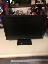 Acer 223W LCD Monitor with stand and no cables