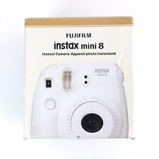 Fujifilm Instax Mini 8 Instant Camera, White - BRAND NEW!!